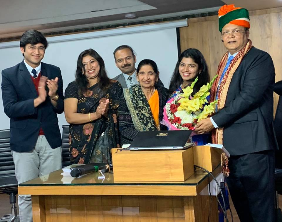 Anushka Jain, 1st Rank, Jharkhand Judiciary Exams 2019-20