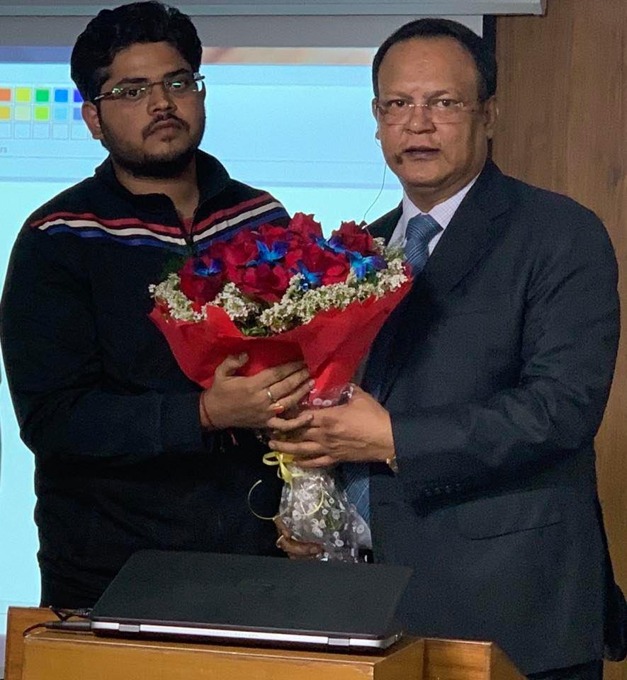 Prabhat Kumar, 4th rank in Bihar Judiciary Exams 2019