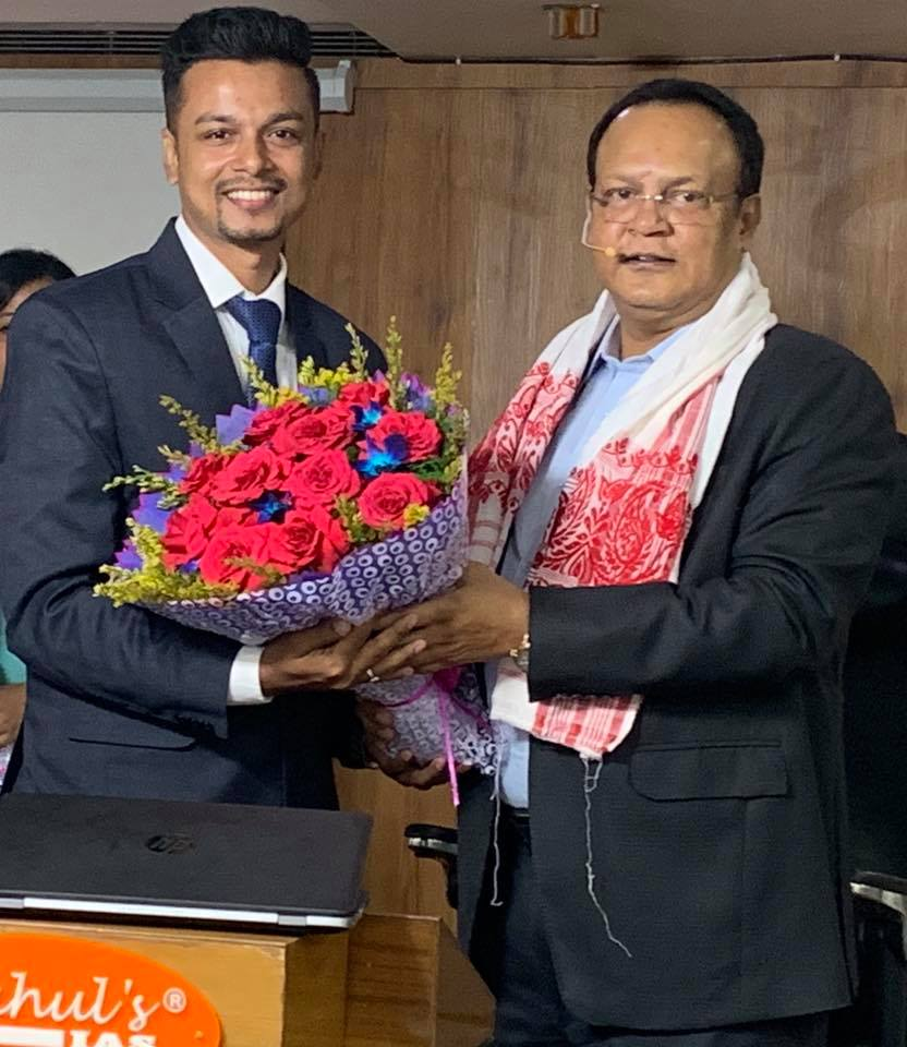 Priyungchu Bardoloi, 16th rank, Assam Judiciary exam, 2019